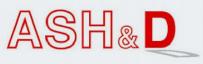 ASH&D ロゴ